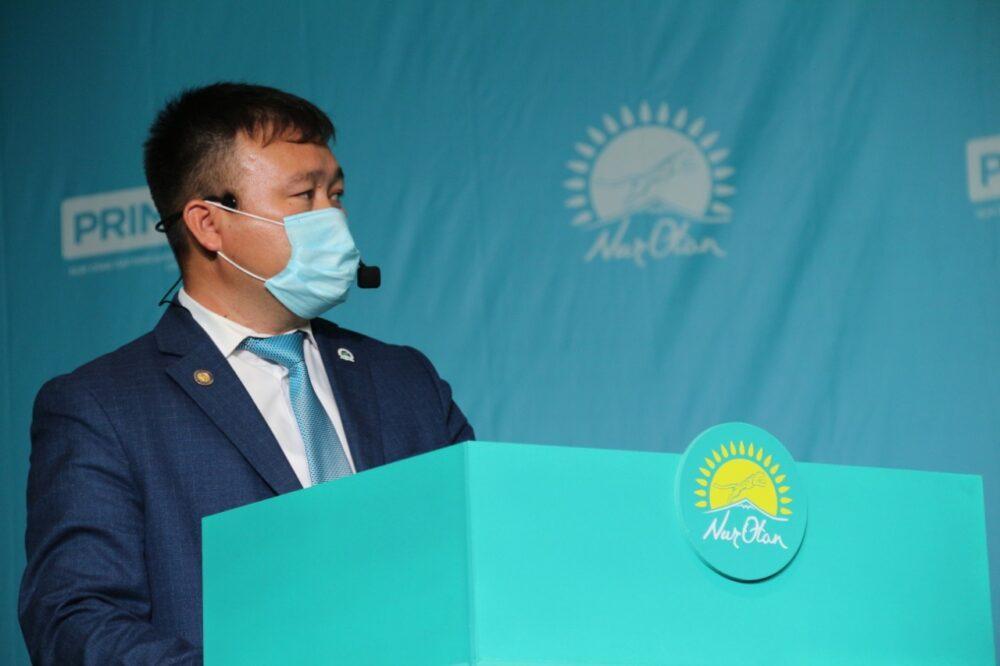 Праймериз Nur Otan: В Уральске прошли первые публичные дебаты среди участников 2