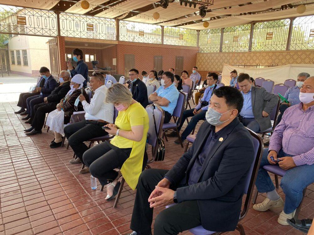 В Туркестанской области за два дня участники праймериз провели 47 дебатов 2