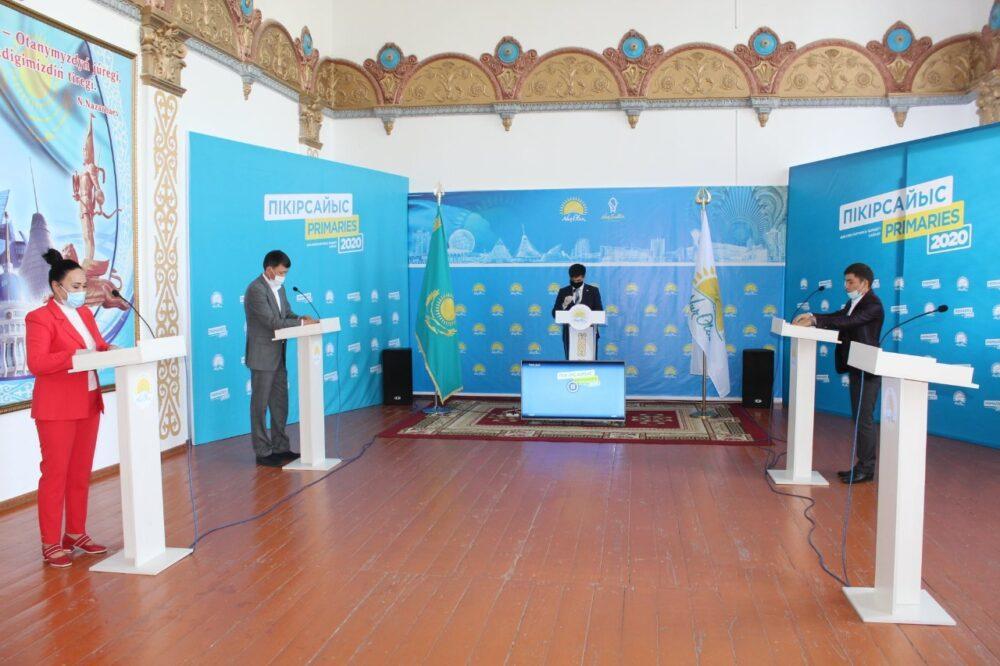 В Туркестанской области с начала праймериз организовано более 700 мероприятий 1