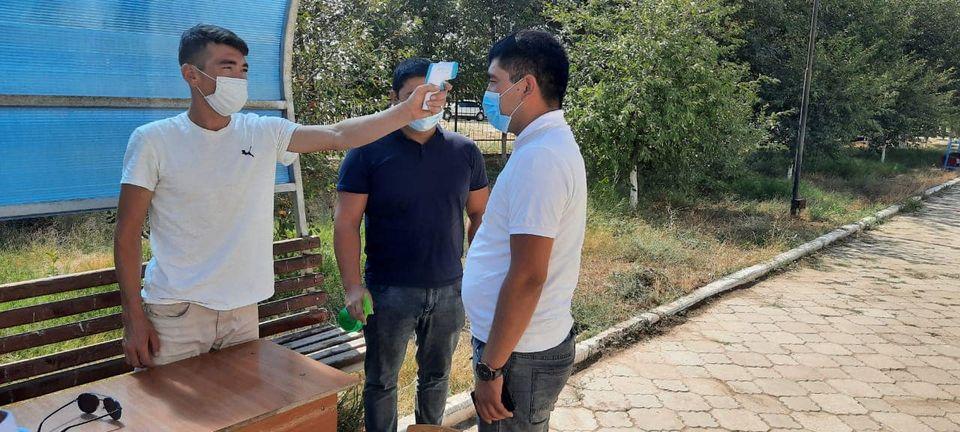 В Туркестанской области с начала праймериз организовано более 700 мероприятий 5