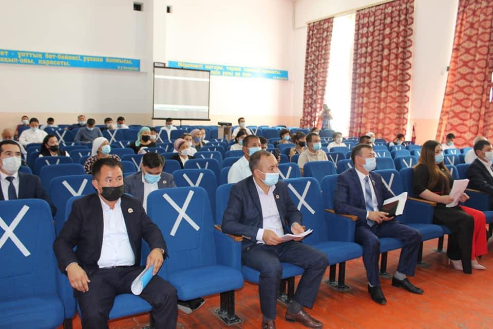 В Туркестанской области с начала праймериз организовано более 700 мероприятий 2