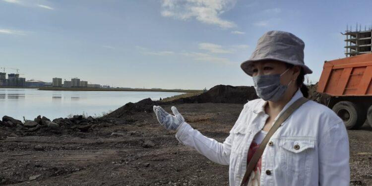 Малый Талдыколь: Ученые выступили против осушения озера в Нур-Султане 3