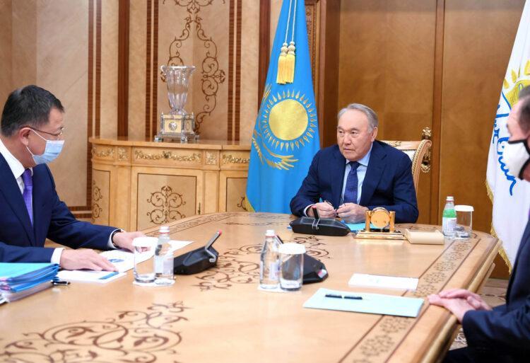 Елбасы высказался о конфликте Армении с Азербайджаном 1