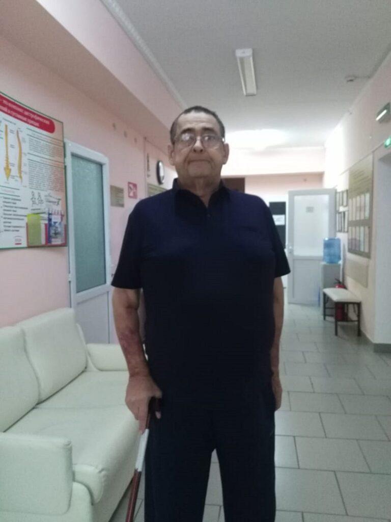 Спас ребенка ценой своего здоровья: героя из Кокшетау поставили на ноги 1