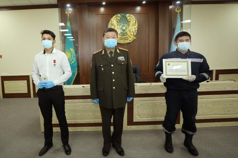 Вытаскивают из огня, воды и петли: реальные истории из жизни казахстанских спасателей 3
