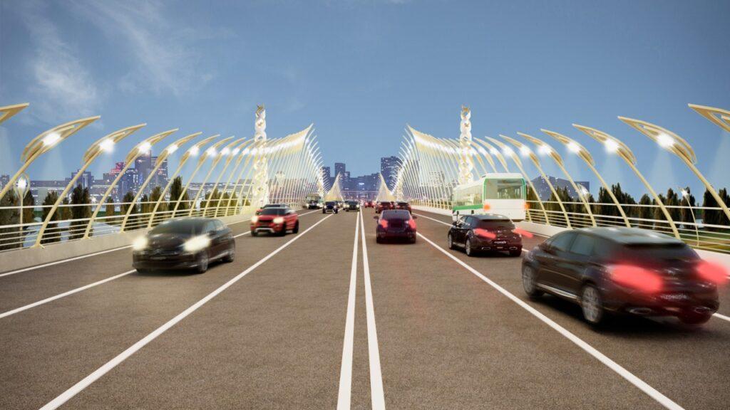 Еще один мост построят через реку Ишим в Нур-Султане 2