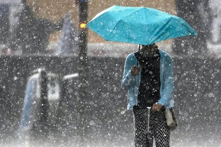 В шести регионах Казахстана объявили штормовое предупреждение 1
