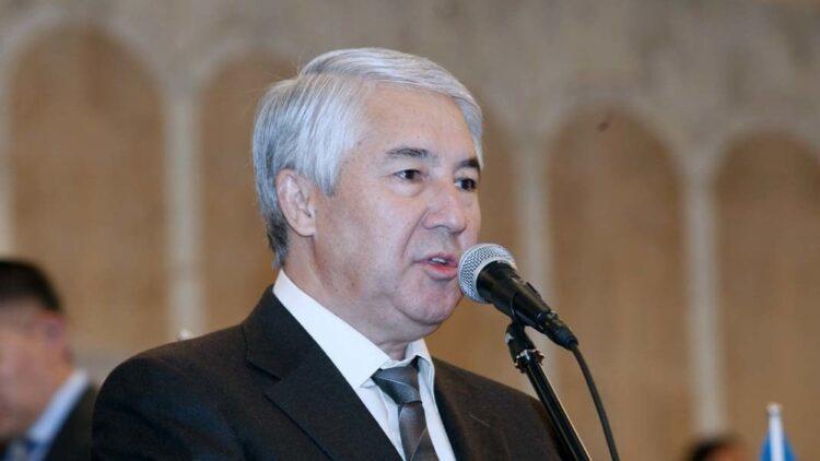 Мыктыбек Абдылдаев. Источник: bars.media