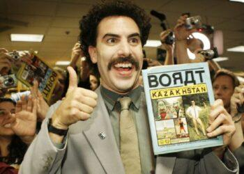 Казахстанцы запустили челлендж #WhereBoratLives 2