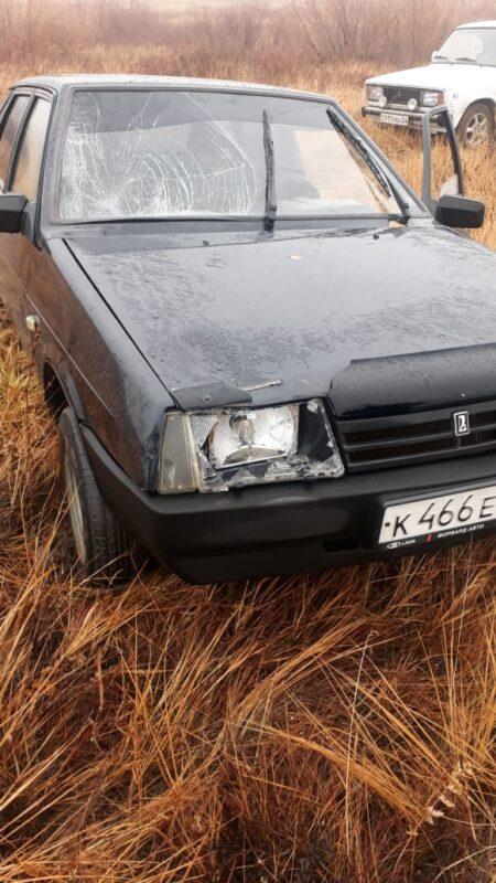 Мужчина сбил семиклассника и заявил об угоне автомобиля в Хромтау