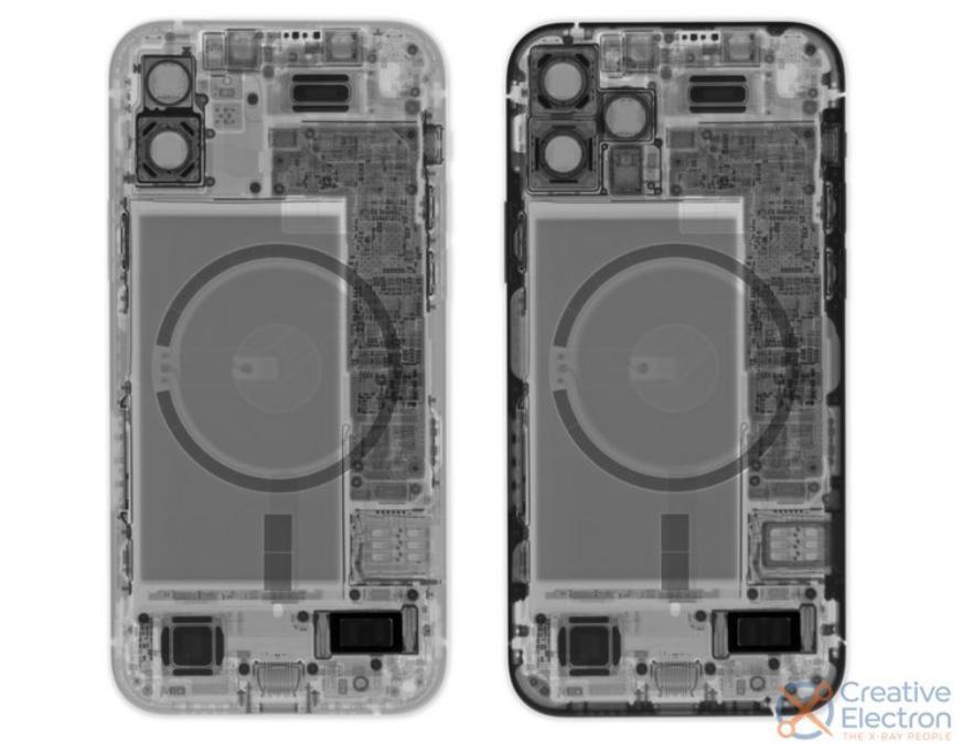 iPhone 12 разобрали в прямом эфире
