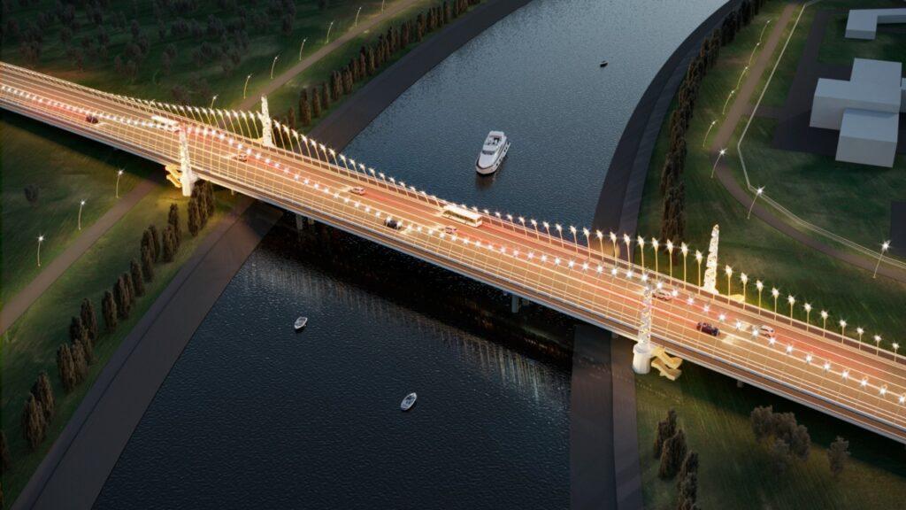 Еще один мост построят через реку Ишим в Нур-Султане 1
