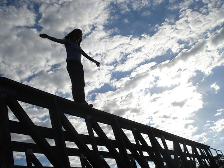 В Уральске женщина спрыгнула с моста в реку Чаган 1