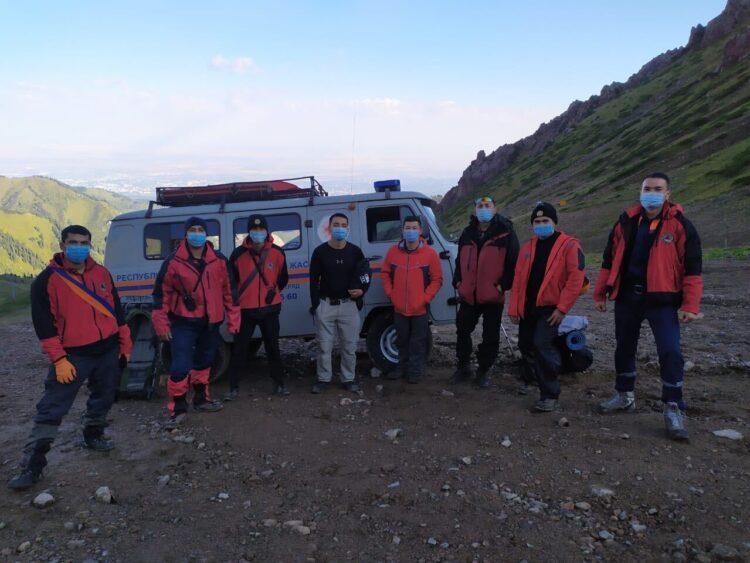 Вытаскивают из огня, воды и петли: реальные истории из жизни казахстанских спасателей 1