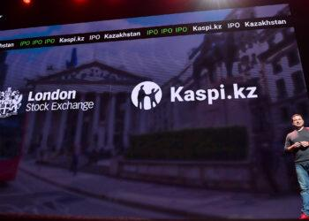 Kaspi.kz объявила об успешном проведении IPO 2