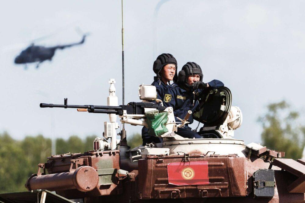 Китай готовится к войне: какими силами располагают его соседи 4