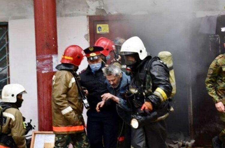 Вытаскивают из огня, воды и петли: реальные истории из жизни казахстанских спасателей 2