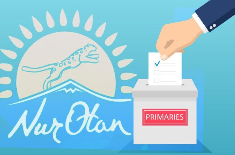Более 27 тысяч членов Nur Otan в ВКО отдали свои голоса за кандидатов праймериз 1