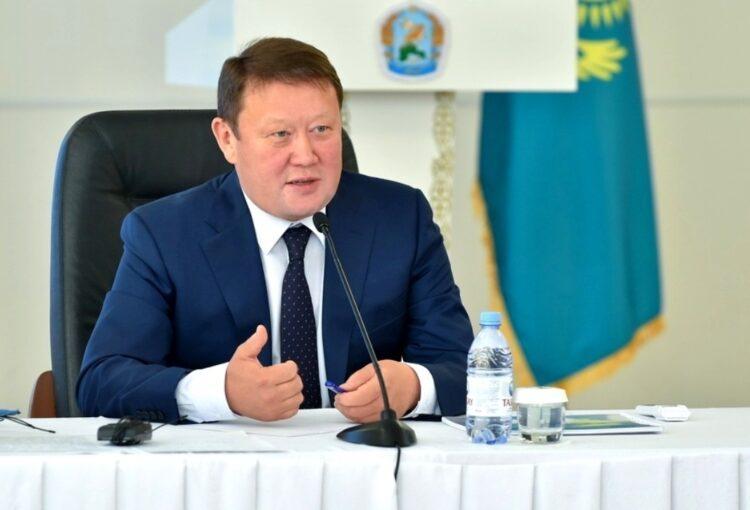 Кумар Аксакалов принял участие в онлайн-голосовании праймериз 1