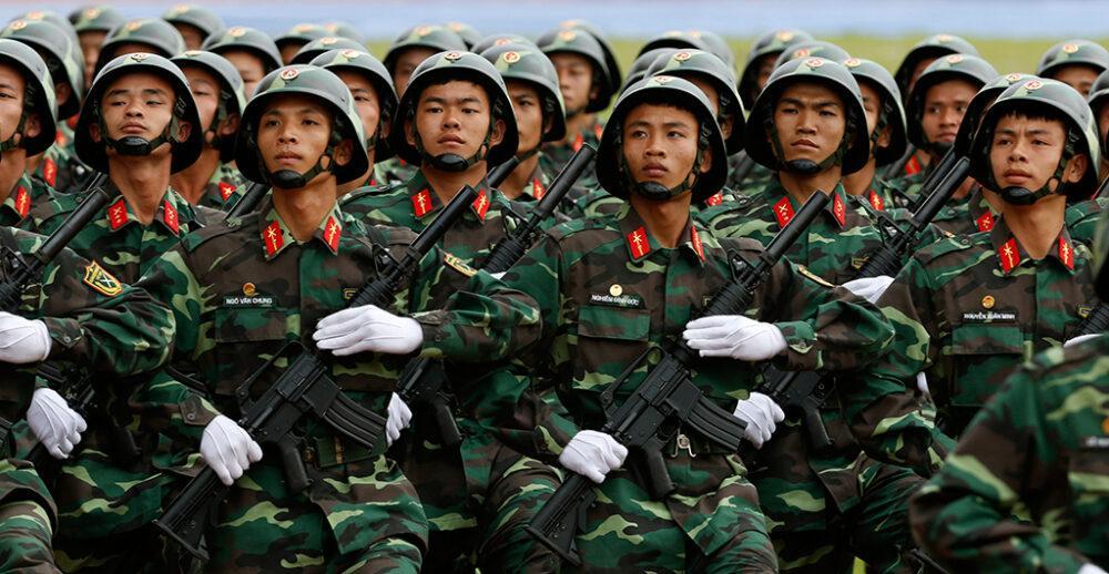 Китай готовится к войне: какими силами располагают его соседи 13