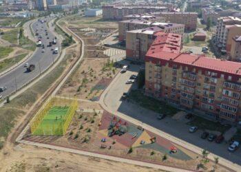 Фото: акимат района Алматы города Нур-Султан