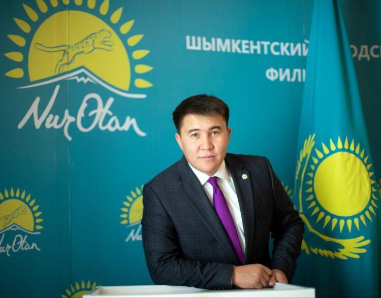 Победитель праймериз Ерлан Айтбаев: партия Nur Otan заметно помолодела 1