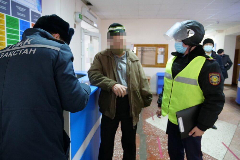 В поликлинике Петропавловска воин-афганец угрожал врачам гранатой 1
