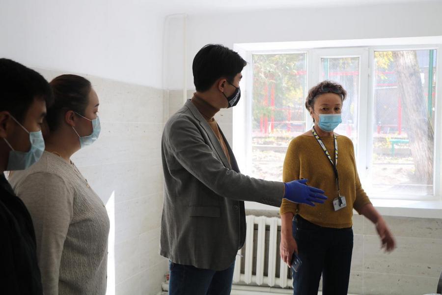 Jas Otan добился улучшения условий жизни в общежитиях трех вузов Алматы 1