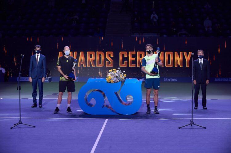 Фото: Федерация тенниса РК