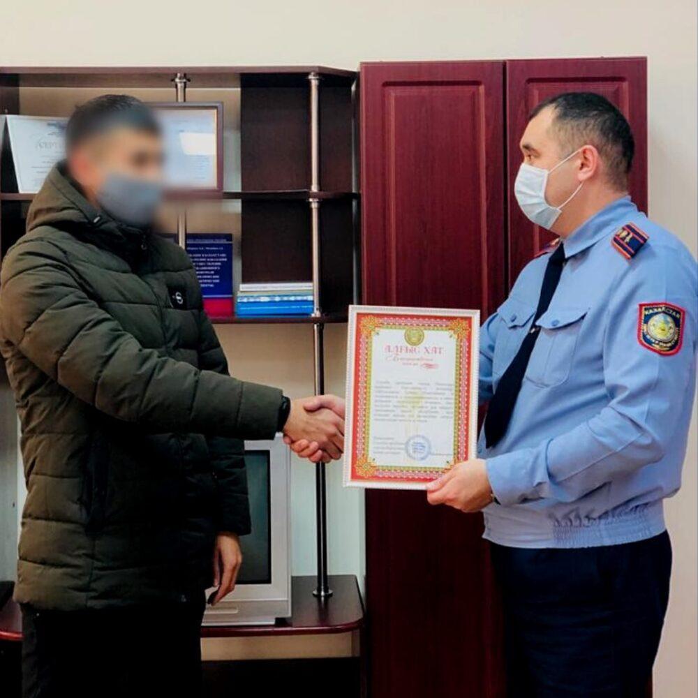 В Павлодаре осужденный вытащил из воды девушку, которая пыталась утопиться 1