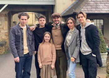 Netflix снимает сериал о семействе Бекхэм 2