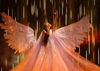 Каракат Башанова выступила в финале Детского Евровидения 2