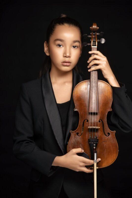 Юная певица из Казахстана рассказала подробности участия в «Евровидении-2020» 3