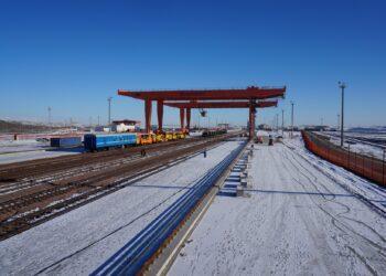 КТЖ планирует построить новый терминал на станции Достык 1