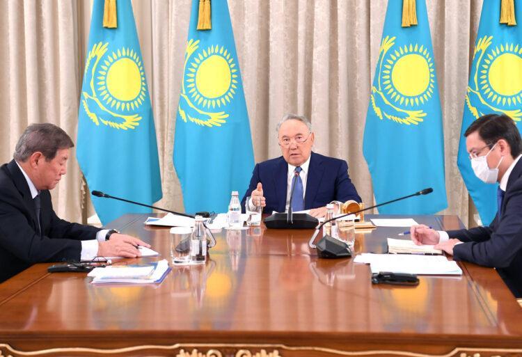 Экономика Казахстана будет находиться под большим давлением, заявил Назарбаев 1