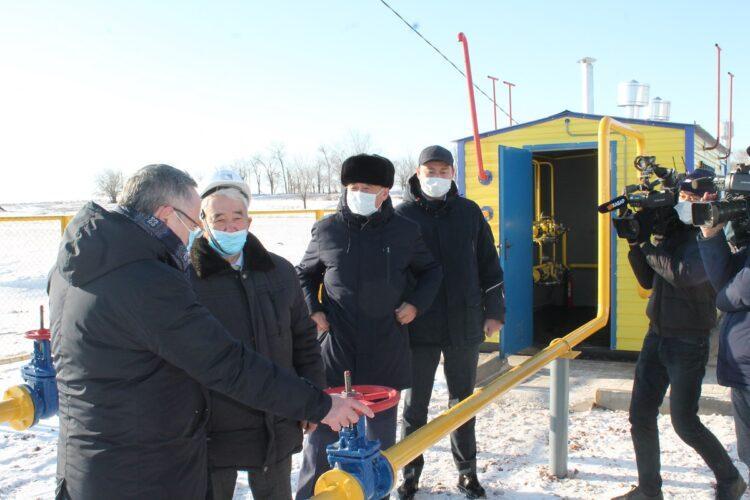 Фото: пресс-служба АО «КазТрансГаз Аймак»