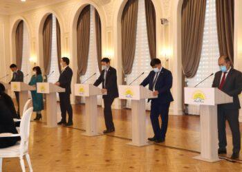В Актау состоялась внеочередная сессия городского филиала Nur Otan 3
