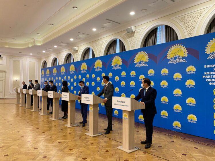 Определились кандидаты в депутаты мажилиса от Мангистауской области 1