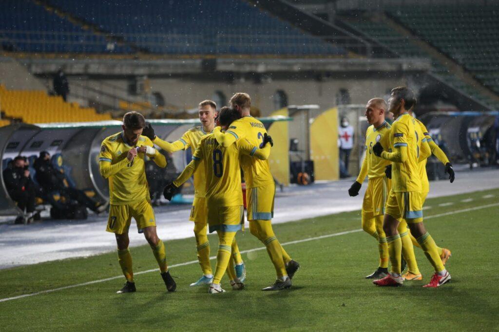 Казахстан на последней минуте проиграл Литве и вылетел с Лиги Наций