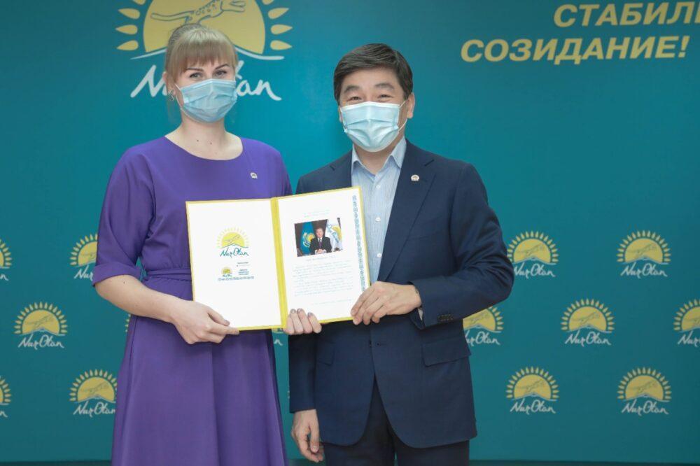 В Nur Otan вступили еще 1,5 тысячи казахстанцев 1