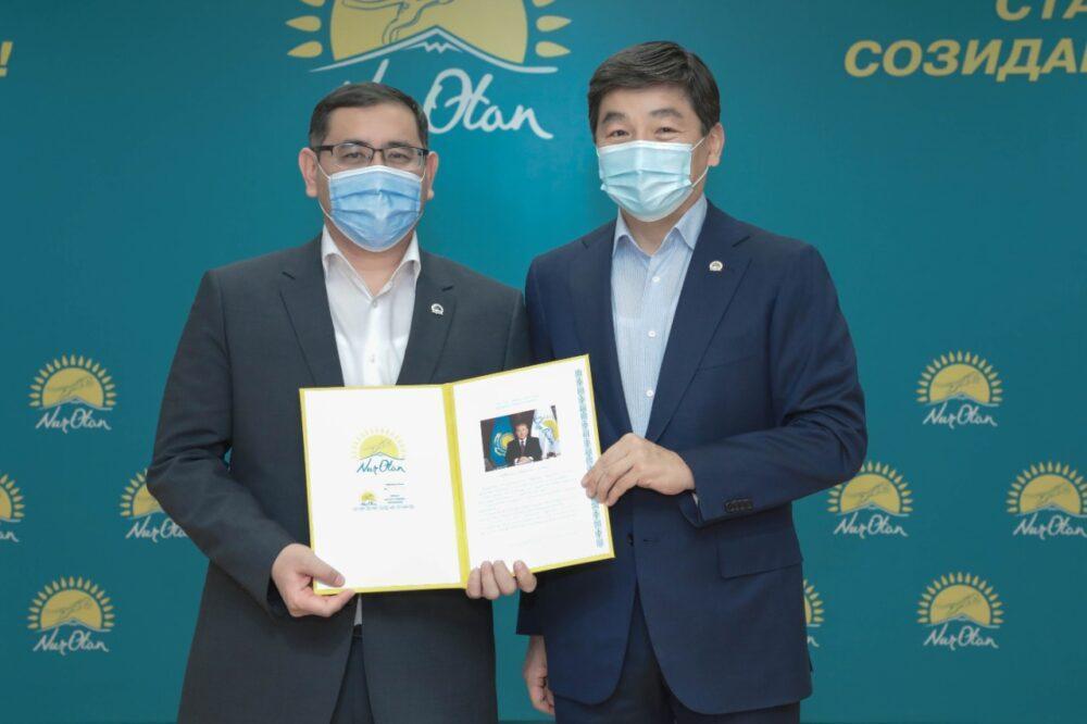 В Nur Otan вступили еще 1,5 тысячи казахстанцев 2
