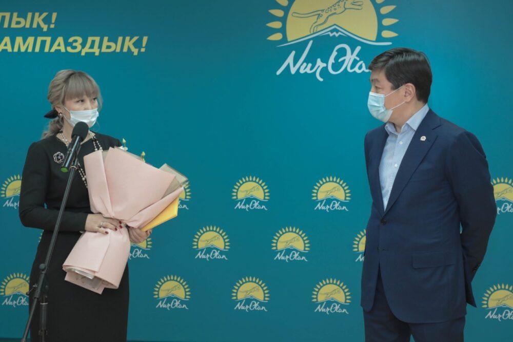 В Nur Otan вступили еще 1,5 тысячи казахстанцев 3
