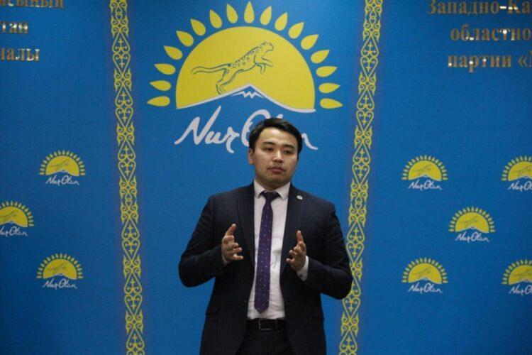Жасотановцы обсудили в ЗКО программу «JASTAR - OTANGA!» 1