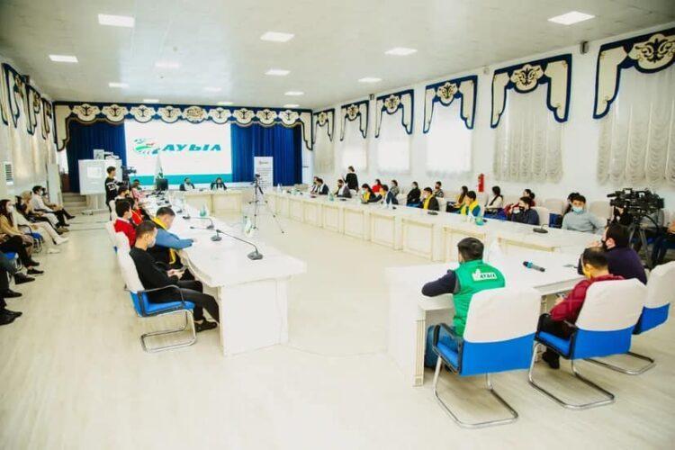 Партийцы «Ауыла» обсудили с молодежью проблемы доступности жилья 1