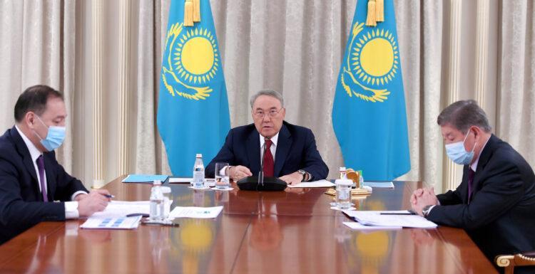 Фото: официальный сайт Елбасы Нурсултана Назарбаева