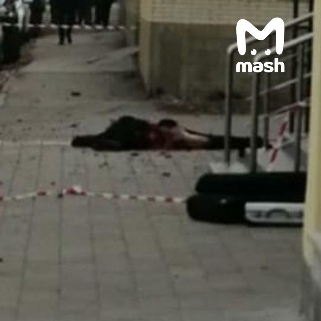 Смертник взорвал бомбу у здания ФСБ на Кавказе