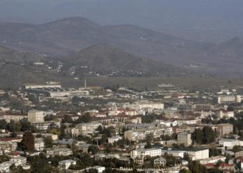 Армения заявила о наступлении Азербайджана в Карабахе 2