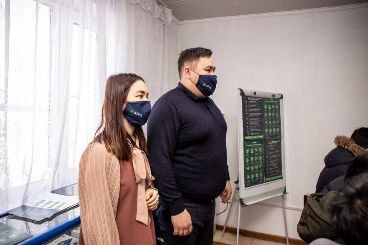Жители Карагандинской области просят кандидатов от партии ADAL контролировать бюджетные траты 1
