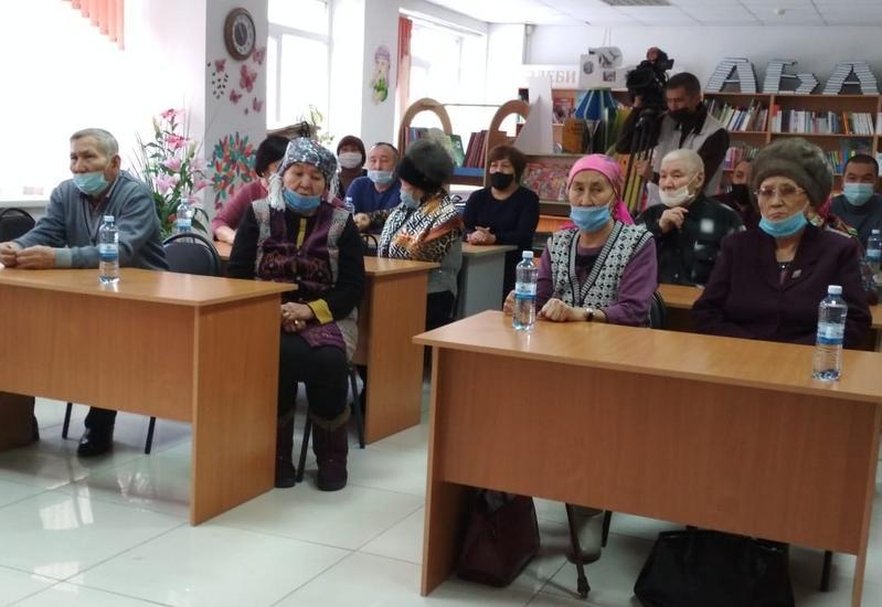 Выборы-2021: старейшины в Акмолинской области задали вопросы кандидатам в депутаты 1