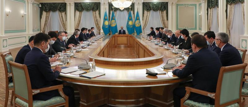 Касым-Жомарт Токаев дал поручение акимам об удовлетворении нужд казахстанцев 1